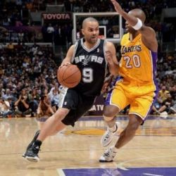 [51-16] Los Angeles Lakers 109-125 San Antonio Spurs