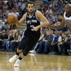 [52-16] Sacramento Kings 79-99 San Antonio Spurs