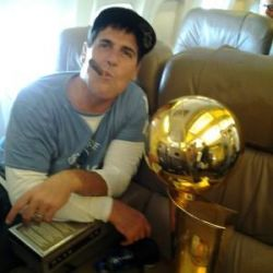 Mark Cuban pisze list do Gregga Popovicha.